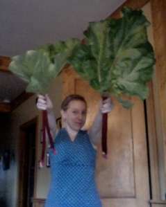 Three cheers for vegetables!