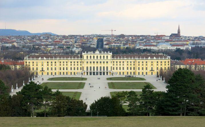 Colorful Vienna