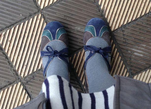 Makeshift feet