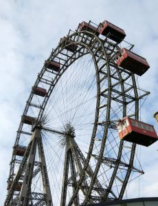 The latest in my collection of European Ferris Wheels