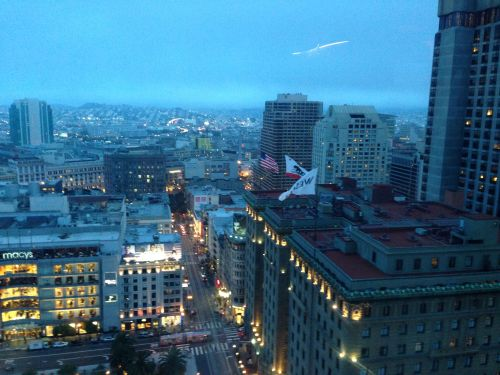 View from the Starlight Room