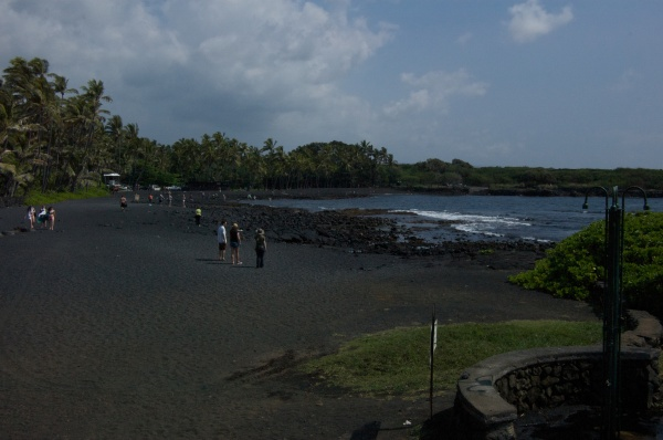 Punalu'u Beach