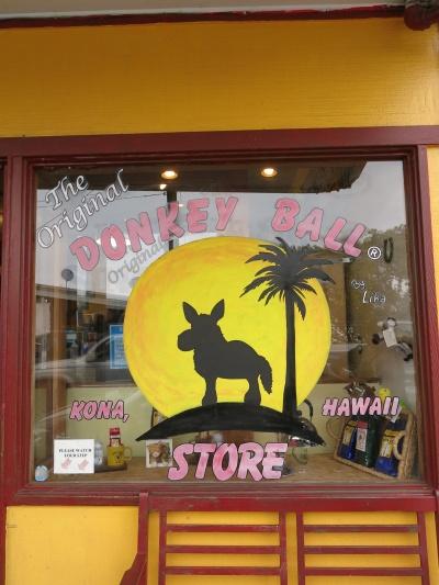 DonkeyBalls