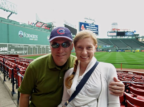 At Fenway
