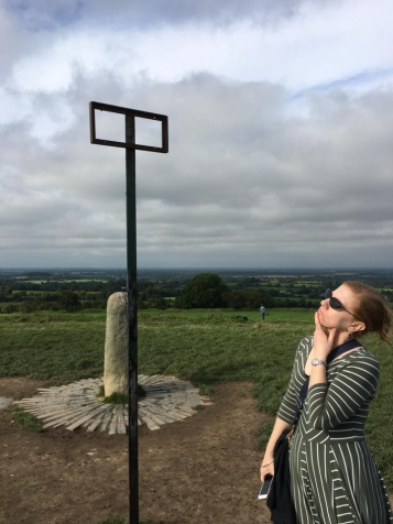 liz_sign_hill_of_tara